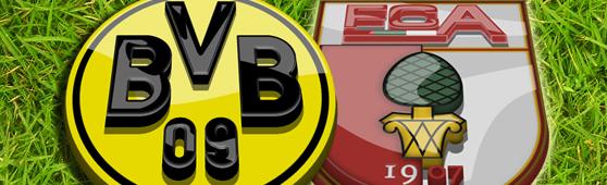 Dortmund vs. Augsburg