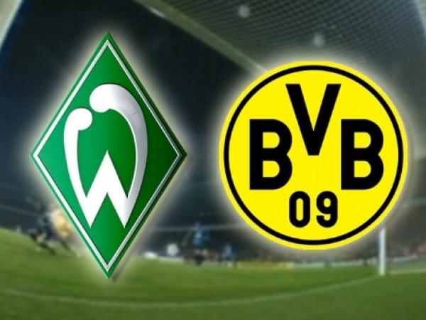 Borussia Dortmund @ Werder Bremen – Saturday
