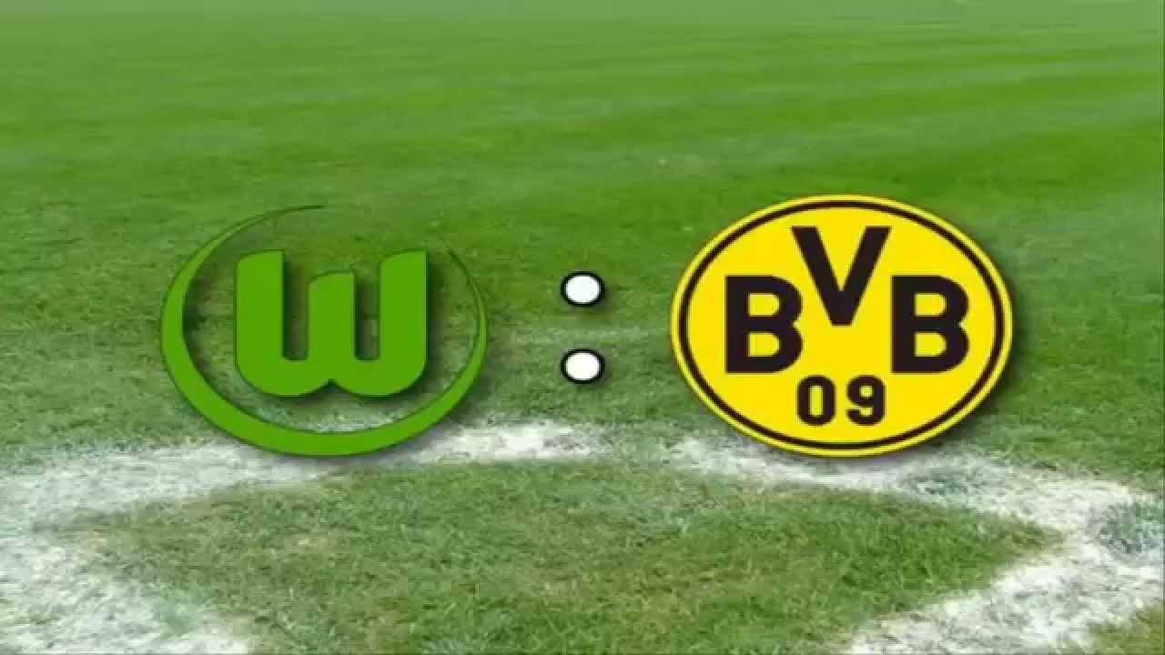 Dortmund at Wolfburg