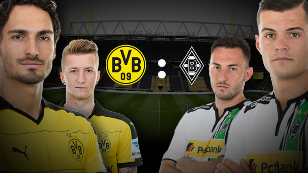 Meetup: Borussia M'gladbach vs. Borussia Dortmund