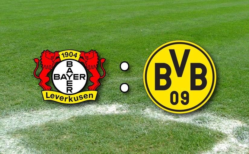 Meetup: Bayer Leverkusen vs. Borussia Dortmund in SM