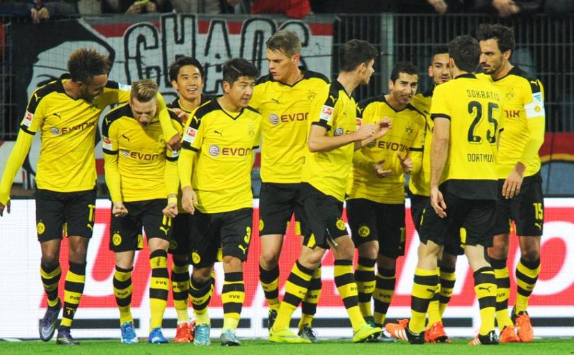 Meetup: Borussia Dortmund vs. Mainz 05