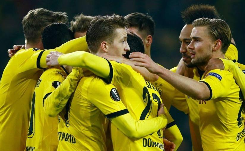 Meetup: Tottenham Hotspurs v. Borussia Dortmund