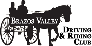 Brazos Valley Driving and Riding Club logo