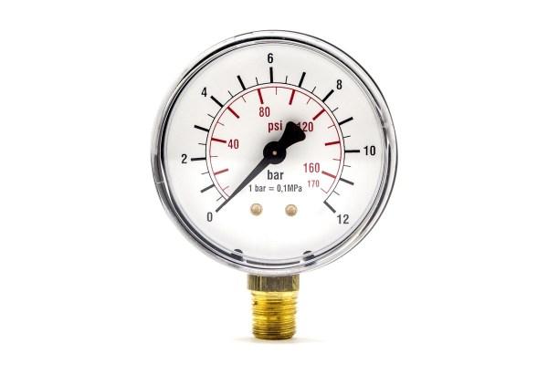 B.V. Hydraulika - Měření tlaku Manomertry