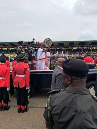 Gov. Obiano Blows Hot At 2nd Inauguration Centre