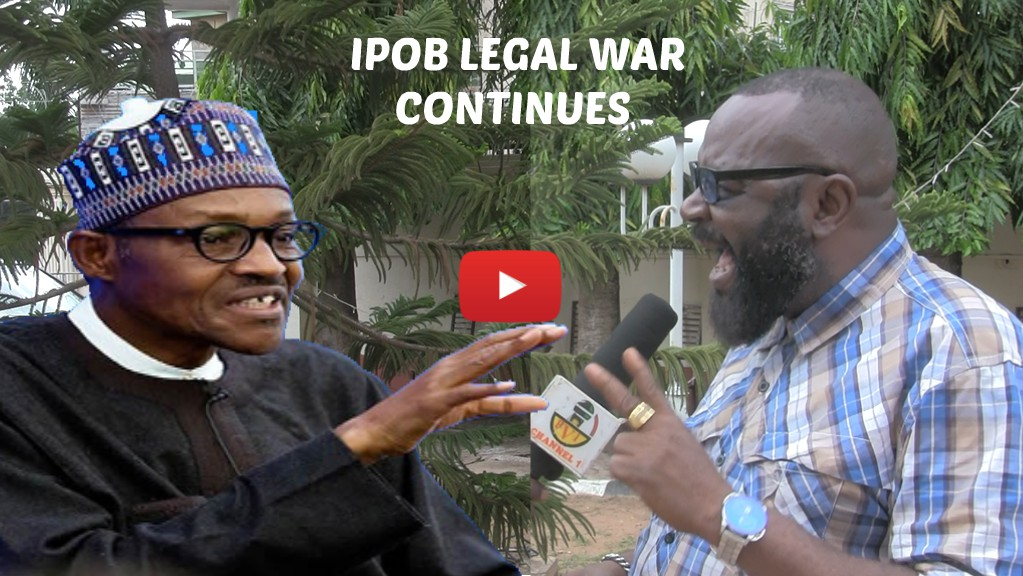 Soon IPOB Case Against Nigeria Will Expose Buhari's Government: Lawyer Speaks.