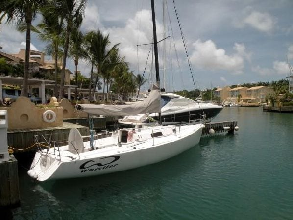 35′ J Boats J/105