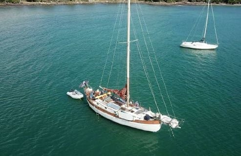 41′ Hans Christian Yachts 41 Traditional