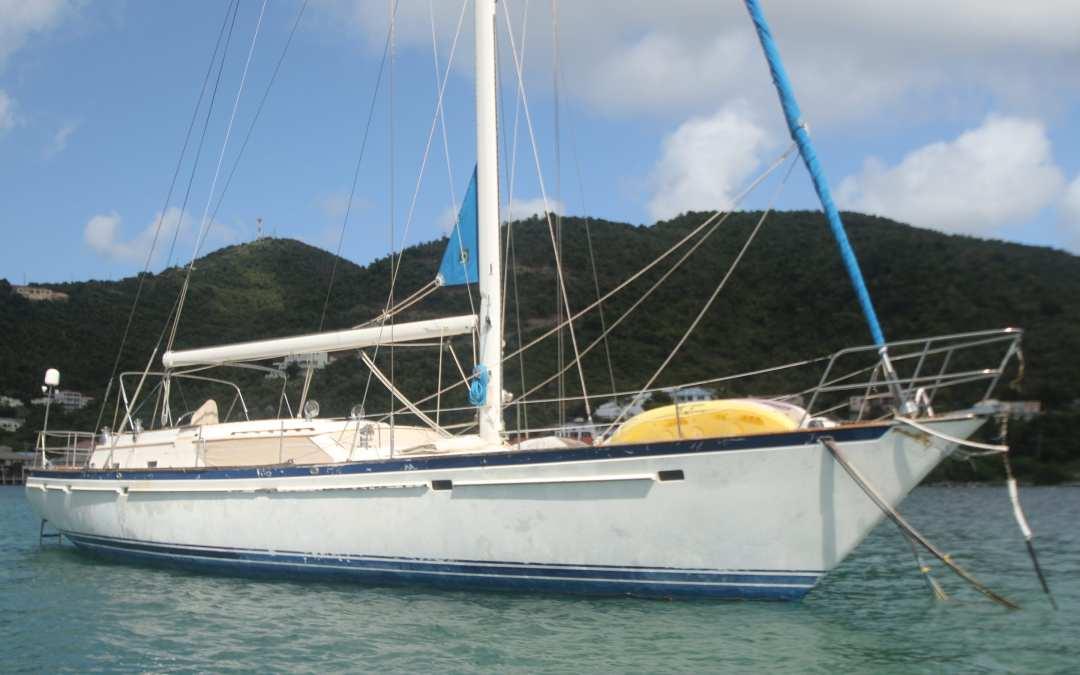 63′ Gulfstar Sailmaster