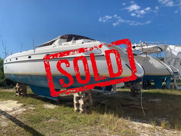 Fountaine Pajot Venezia Sold
