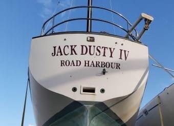 44′ Freedom Yachts Freedom 44
