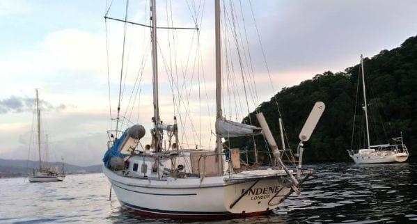 31′ Allied Seawind