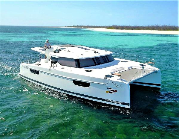 42 Fountaine Pajot Astrea 2019
