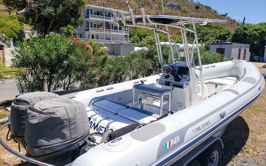 24' AB Inflatables Oceanus 24 VST for sale