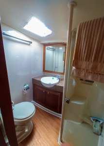 Riviera 47 bathroom
