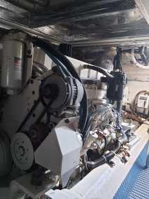 Riviera 47 engine