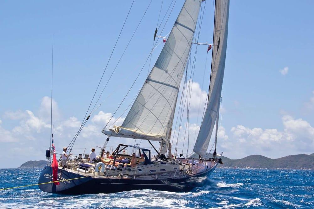 72′ Custom Sail