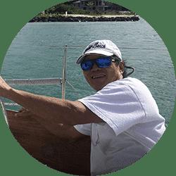Bernard Evan Wong Antigua Yacht Broker