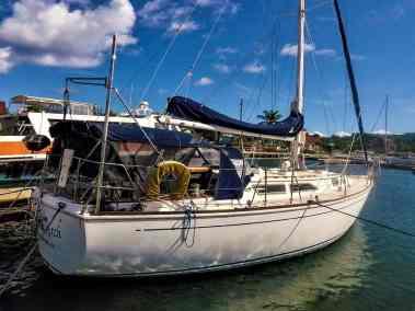36' Gulfstar 36 'Chinook Arch'