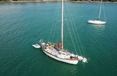 41' Hans Christian Yachts 41 Traditional