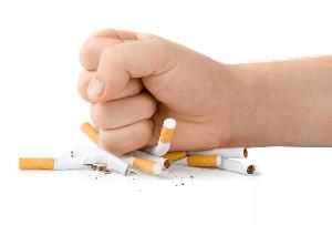 dohányzásellenes segédanyagok