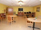 Blue Valley Nursing Home Activity Room | Nebraska Nursing Care Homes