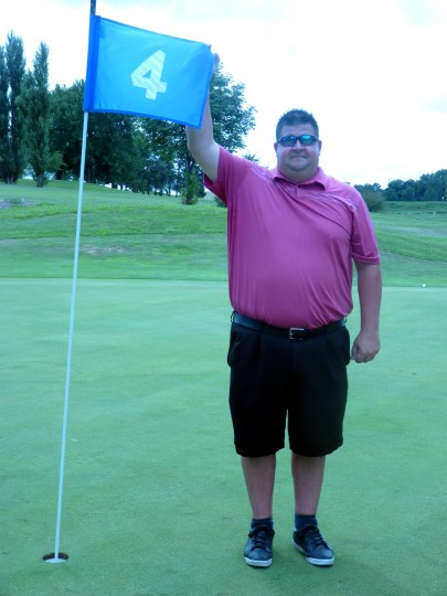 BVLH 12th Golf Tournament Hole In One Winner