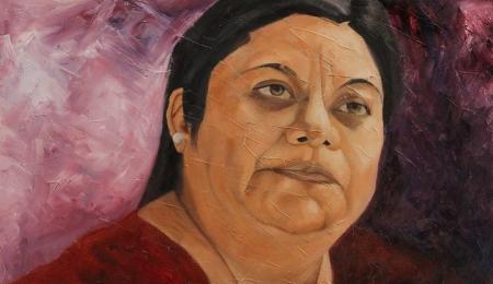 Mujeres Luz Art Exhibit