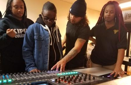 Theatre Tech Workshop for Bayview teens