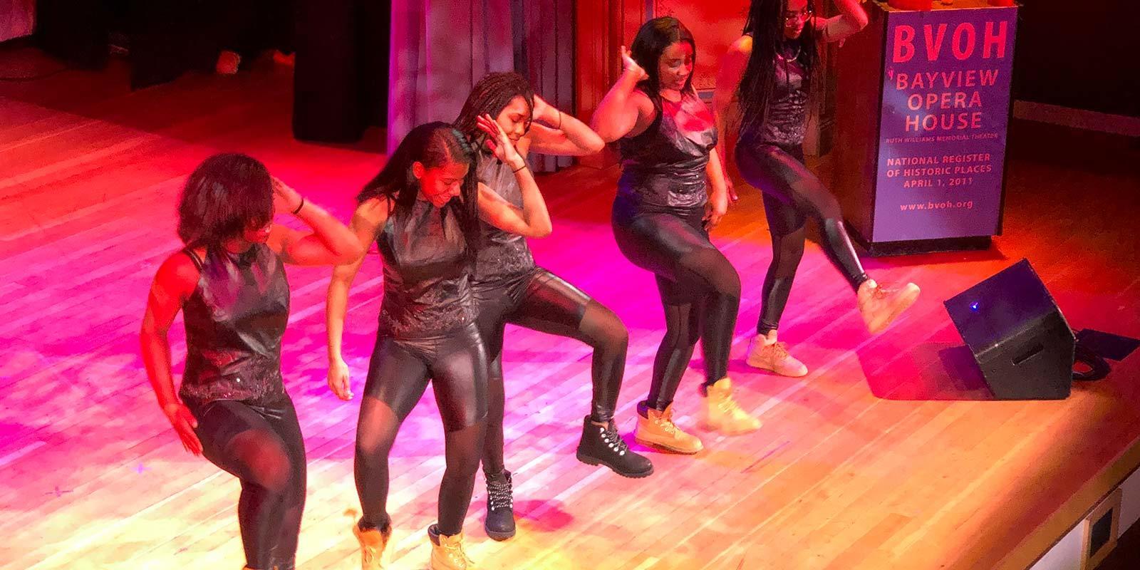 100% College Prep Club Musical Showcase