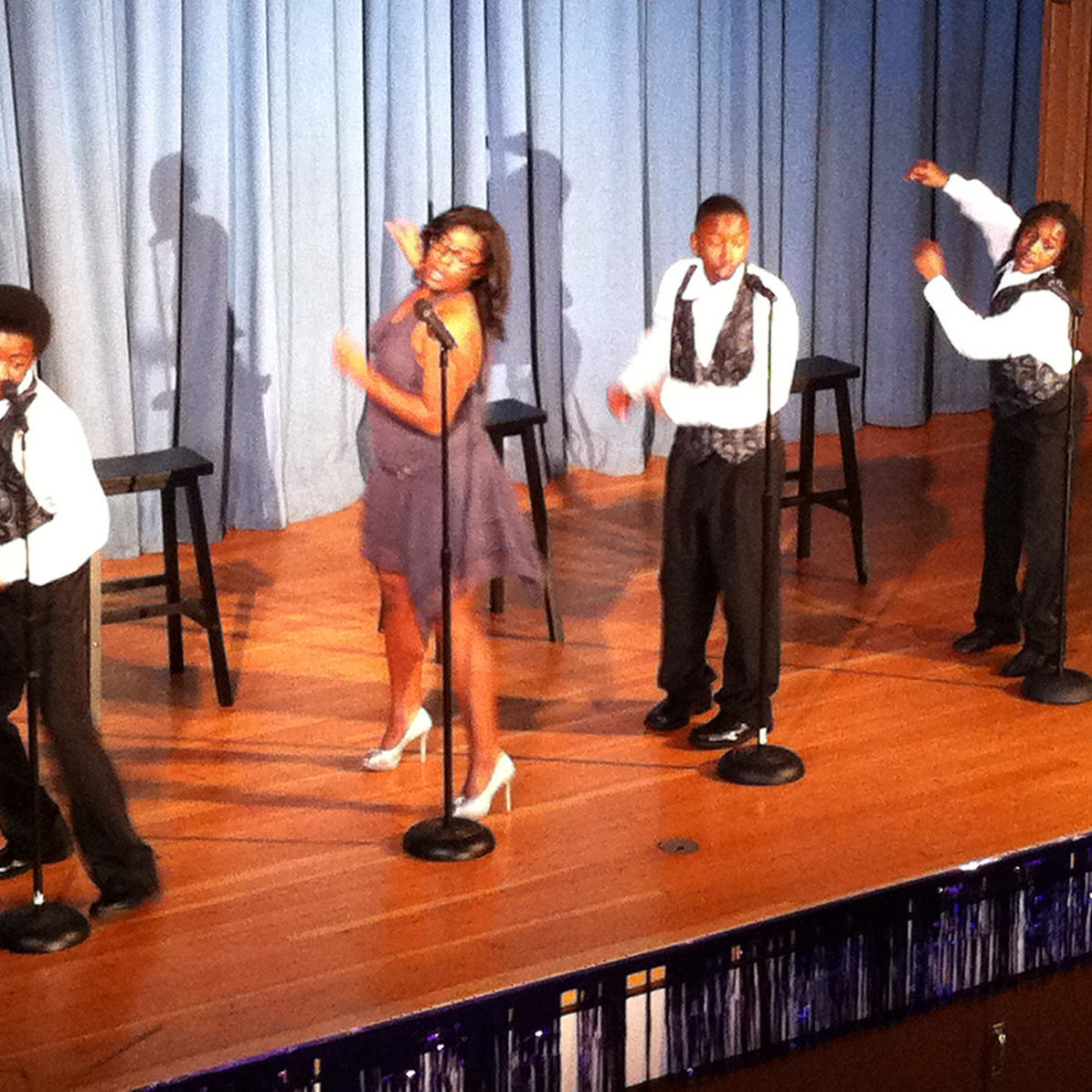 100% College Prep Club Musical Showcase