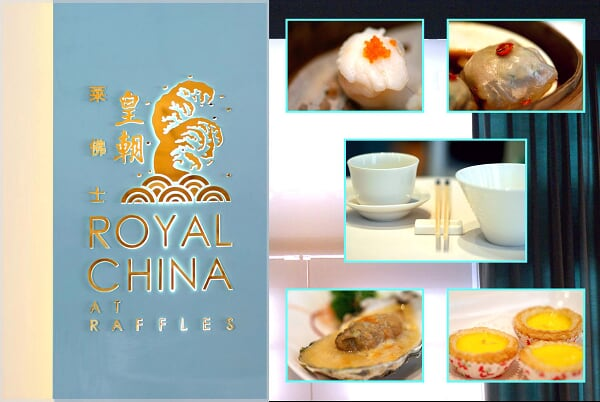 Royal China @ Raffles