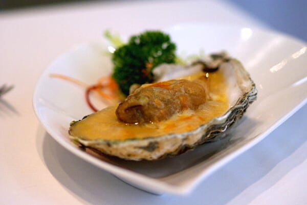 Special Order: Chessy Baked Oyster