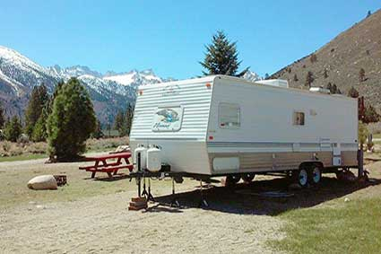 26-foot Nomad Vacation Trailer