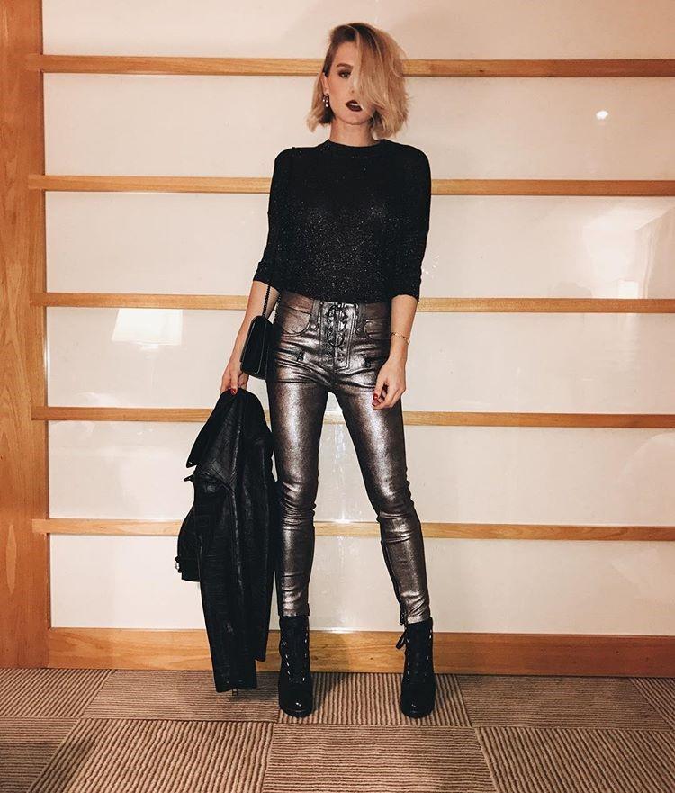 #FashionLook: Fiorella Mattheis
