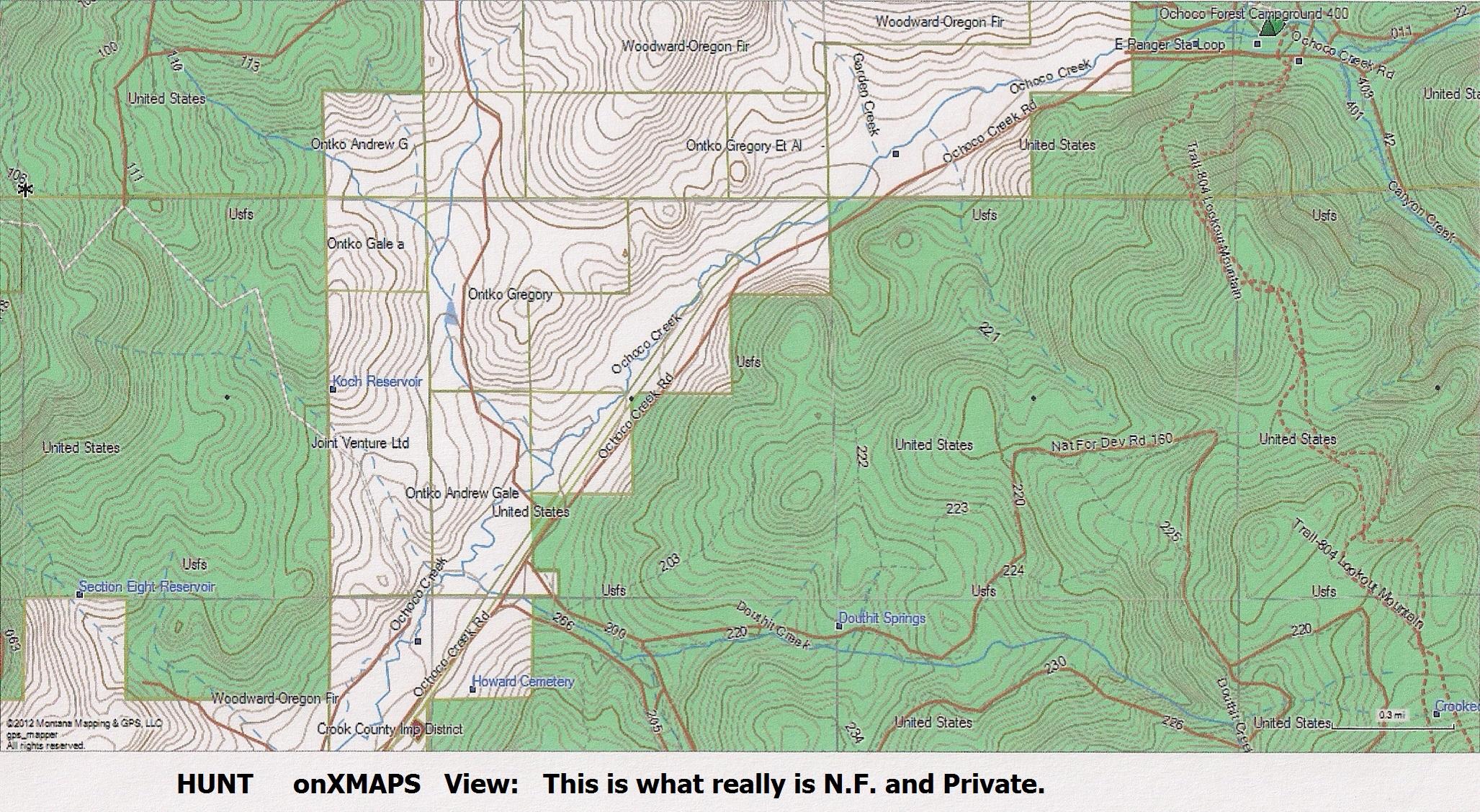100 Hunting Gps Maps Gaia Gps Not Your Average Smart Phone Gps App Bik