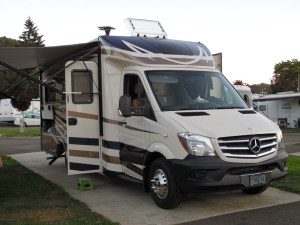 We really do have a motorhome that came from B Young RV 2015 Coachmen Prism 24J, out the door with 17mpg! Best Ride Ever! 2nd Prism...