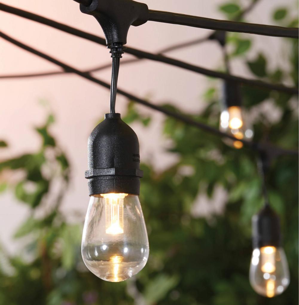 outdoor string lights patio lights