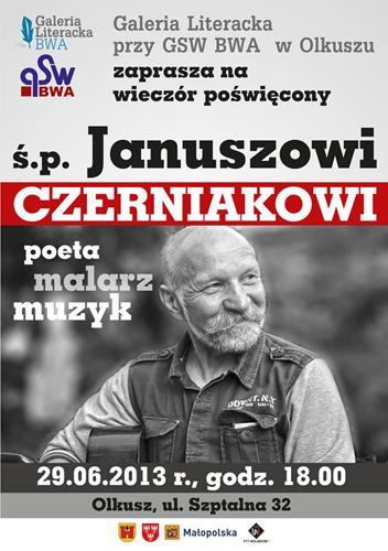 Czerniak 2013 ś.p.