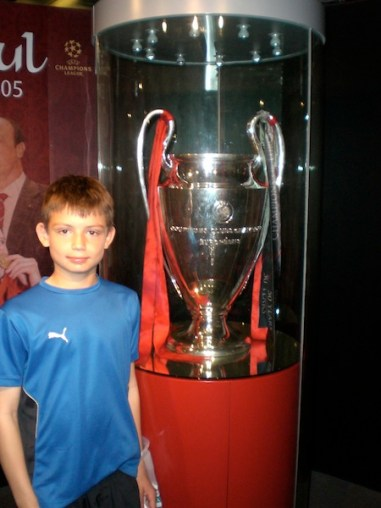 Max and Trophy