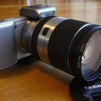 Tamron 18-200mm for E-mount