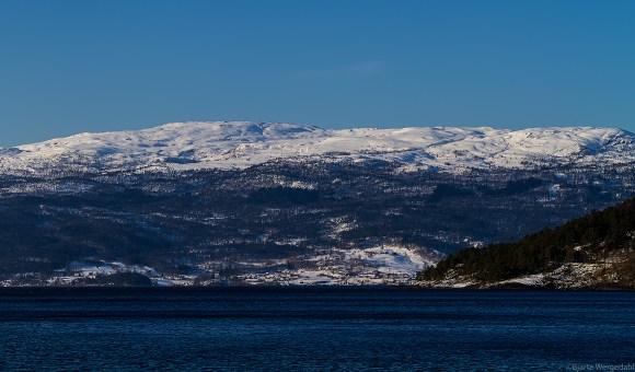 Snowcapped Mountain