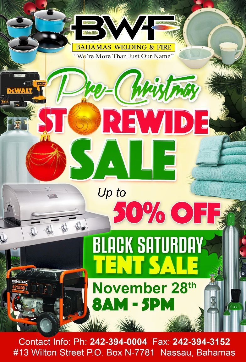 Pre-Christmas Storewide Sale 2015