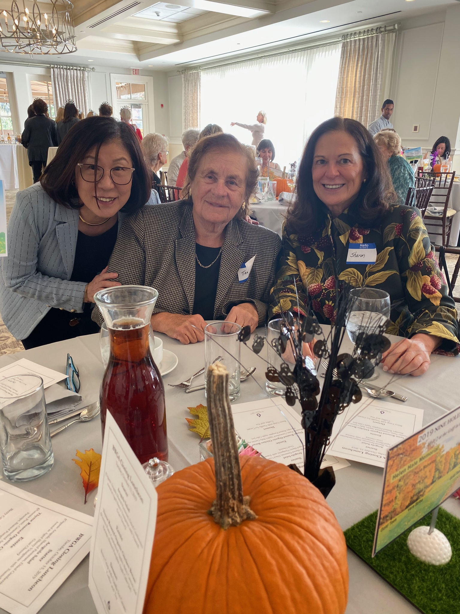 10/15/19 BWGA Awards at Burning Tree
