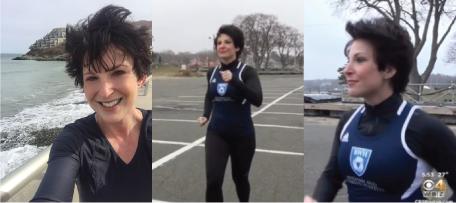 Vivian Wexler is preparing to run this year's Boston Marathon as part of BWH's Life.Giving.Breakthroughs. Marathon Team.