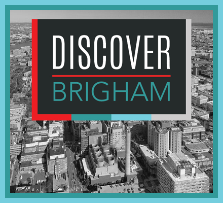 Join BWH on October 7 for Discover Brigham.