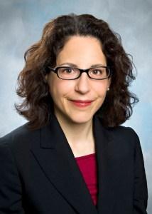 Headshot of Rebecca Weintraub