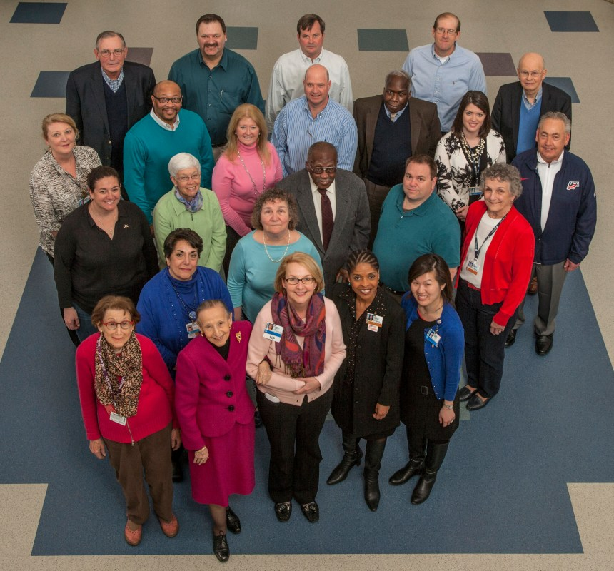The Patient and Family Advisory Team
