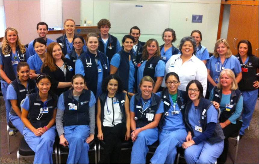 The Occupational Therapy team